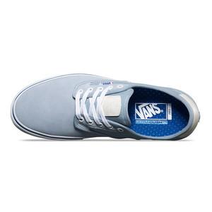 Vans Chima Ferguson Pro Skate Shoe - Blue Fog/White