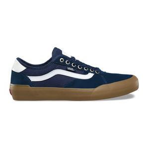 Vans Chima Ferguson Pro 2 Skate Shoe - Navy/Gum/White
