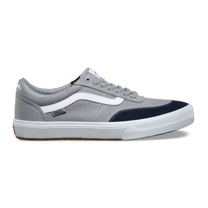 Vans Gilbert Crockett Pro 2 Skate Shoe - Alloy / Parisian Night
