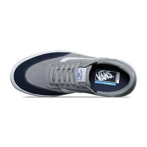 Vans Gilbert Crockett Pro 2 Skate Shoe - Alloy / Parisian Night