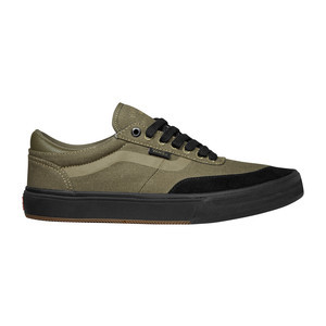 Vans Gilbert Crockett Pro 2 Skate Shoe - Green/Black