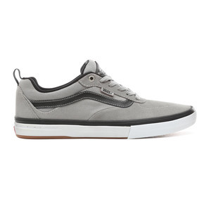 Vans Kyle Walker Pro Skate Shoe - Covert Drizzle/Black
