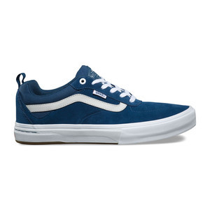 Vans Kyle Walker Pro Skate Shoe - Dark Denim / Antarctica