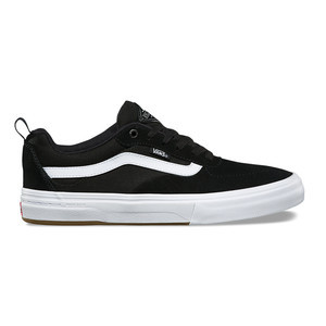 Vans Kyle Walker Pro Skate Shoe - Black/White