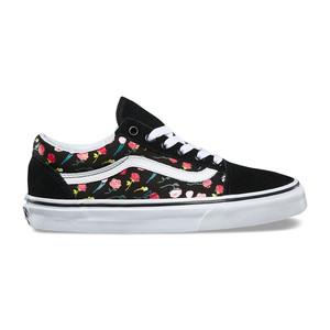 Vans Old Skool Women's Skate Shoe - Valentine Floral / True White