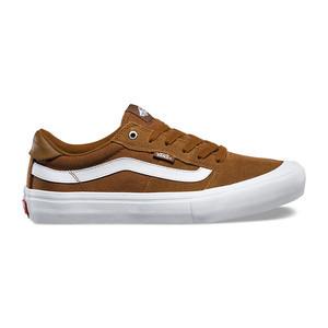 Vans Style 112 Pro Skate Shoe - Tobacco/White