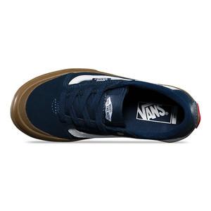 Vans Style 112 Youth Skate Shoe - Navy/Gum/White