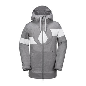 Volcom Hal Snowboard Jacket 2018 - Heather Grey