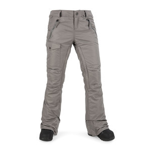 Volcom Women's Selwyn Insulated Pant 2018 - Charcoal