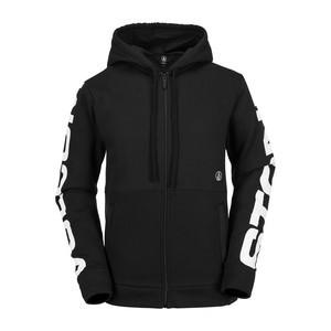 Volcom SFD Fleece Hoodie 2018 - Black