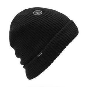 Volcom Sweep Lined Beanie - Black