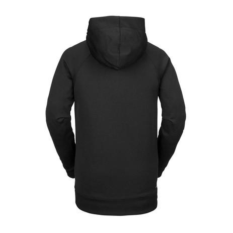 Volcom Hydro Fleece Riding Hoodie 2019 - Black