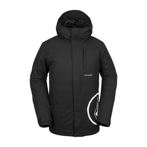 Volcom 17 Forty Insulated Snowboard Jacket 2019 - Black