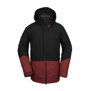 Volcom Pat Moore 3-in-1 Snowboard Jacket 2019 - Burnt Red
