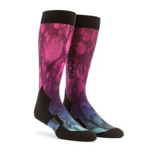 Volcom Lodge Snowboard Sock - Mix