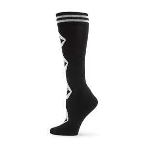 Volcom Women's Sherwood Snowboard Sock - Black