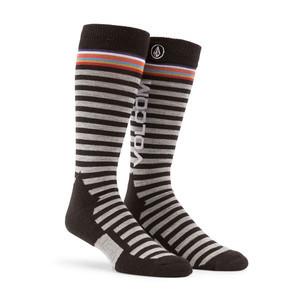Volcom Synth Snowboard Sock - Black