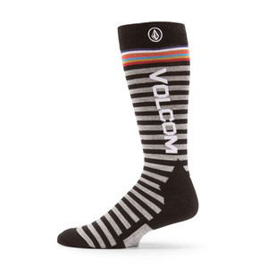 Volcom Synth Snowboard Sock - Black