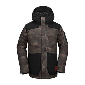 Volcom VCO Inferno Snowboard Jacket 2019 - Camo