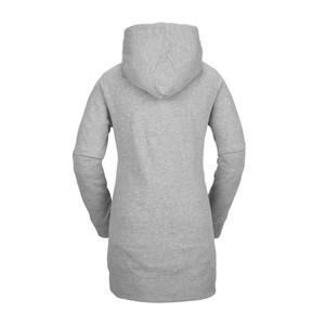 Volcom Costus Fleece Women's Hoodie 2019 - Heather Grey