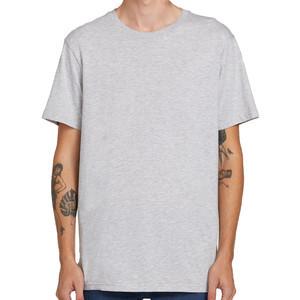 Volcom Solid Short Sleeve T-Shirt - Grey