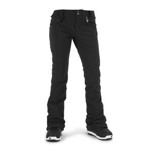 Volcom Battle Stretch Women's Snowboard Pant - Black