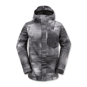 Volcom Retrospec Insulated Snowboard Jacket - Graphite