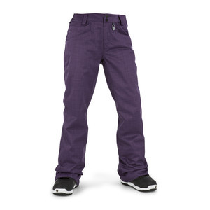 Volcom Transfer Women's Snowboard Pant - Purple
