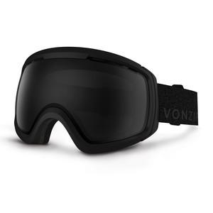 VonZipper Feenom NLS Snowboard Goggles - Black Satin/Blackout