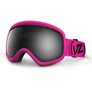 VonZipper Skylab Snowboard Goggles - Flash Pink/Black Chrome