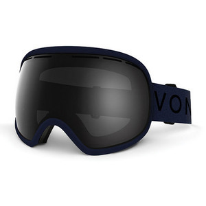VonZipper Fishbowl Snowboard Goggles 2017 - Midnight Navy/Blackout