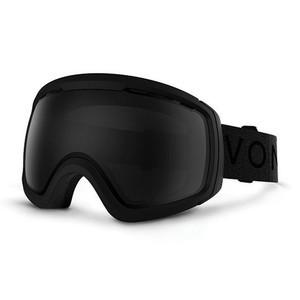 VonZipper Feenom NLS Snowboard Goggles 2017 - Black Satin/Blackout