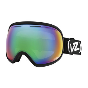 VonZipper Fishbowl Snowboard Goggles 2017 - Black Satin/Wildlife
