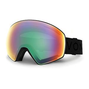 VonZipper Jetpack Snowboard Goggles 2017 - Black Satin/Wildlife
