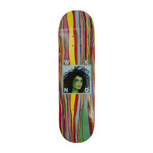 """WKND 'LB' Babe Series 8.38"""" Skateboard Deck"""