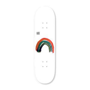 "WKND Alexis Sablone Rainbow 8.0"" Skateboard Deck"