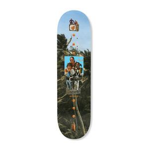 "WKND Gillette Collage 8.25"" Skateboard Deck - Oranges"