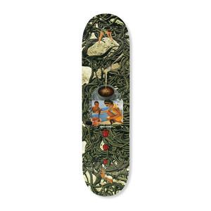"WKND Stuckey Collage 8.6"" Skateboard Deck - Apples"