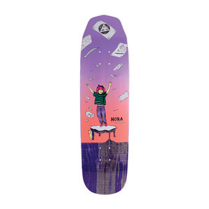 "Welcome Nora Magilda 8.6"" Skateboard Deck"