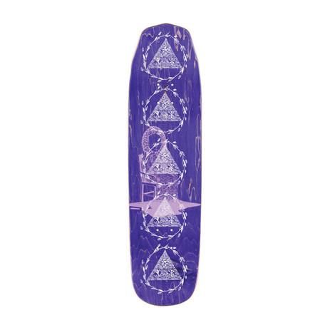 "Welcome Nora Loo Dood on Wicked Queen 8.6"" Skateboard Deck"