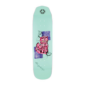 "Welcome Nora Loo Dood on Wicked Queen 8.6"" Skateboard Deck"
