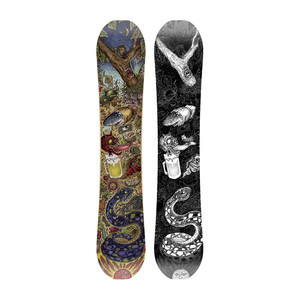 YES. TDF 156 Snowboard