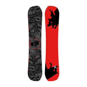 YES. Greats UnInc 156 Snowboard 2017