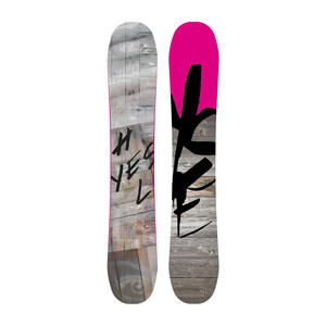 YES. Hel 152 Snowboard 2017