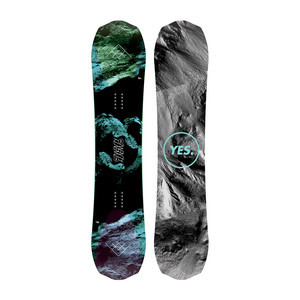 YES. 20/20 Powder Hull 154 Snowboard 2018