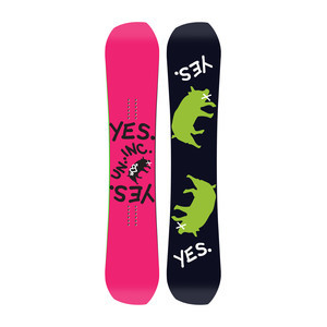 YES. Greats UnInc 154 Snowboard 2018