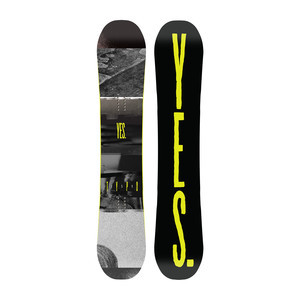 YES. Typo 156 Wide Snowboard 2018