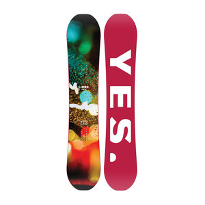 YES. Libre 156 Wide Snowboard 2019