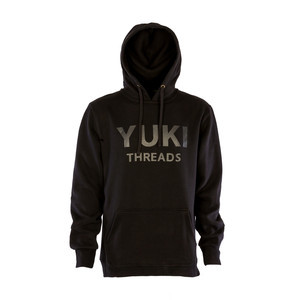 Yuki Threads Black on Black DWR Hoodie
