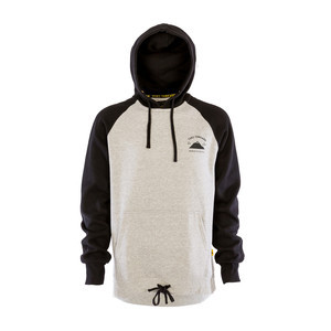 Yuki Threads Retrospect DWR Hoodie - Black/Heather